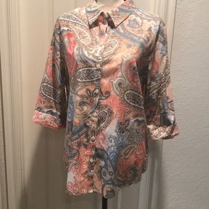 Chico's cotton shirt